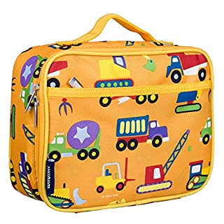 Wildkin Lunch Box, Under Construction (B004NWPOXO) | Amazon Products
