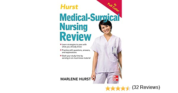 Hurst reviews medical surgical nursing review kindle edition by hurst reviews medical surgical nursing review kindle edition by marlene hurst professional technical kindle ebooks amazon fandeluxe Images