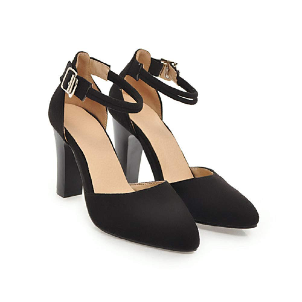 Ai Ya-liangxie Spitze Zehe Knöchelriemen Sexy High Heels Frauen Pumpen Hochzeit Schuhe Frau