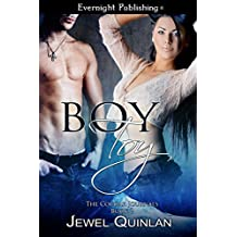 Boy Toy (The Cougar Journals Book 2)