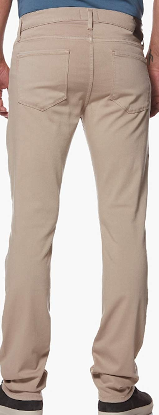 PAIGE Mens Jean Federal Toasted Almond Slim Straight Jeans M655799 6708
