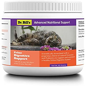 Amazon.com: wholistic Pet Organics Feline Digest-All Plus ...