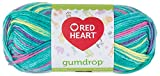 COATS and CLARK-Red Heart Yarns: Gumdrop. With bright trendy colors and a silky soft hand this 100-percent premium acrylic yarn is perfect for kids toddlers and adults too. Weight category: 4. Content: 100-percent acrylic. Put-up: 4oz/113g 20...