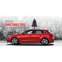 The Christmas Car Tree - The only Christmas Tree For Your Car - ONLY From Just Solutions