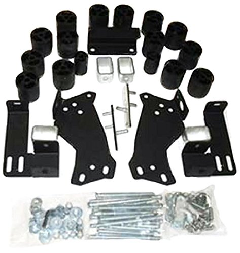 """UPC 685885001832, Performance Accessories (183) 3"""" Body Lift Kit for Chevy/GMC"""