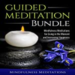 Guided Meditation Bundle: Mindfulness Meditations for Living in the Moment and Increasing Happiness |  Mindfulness Meditations