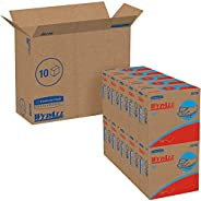 Wypall 34790CT X60 Cloths, POP-UP Box, White, 9 1/8 x 16 7/8, 126 per Box