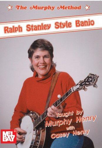 Ralph Stanley Style Banjo by Murphy Henry