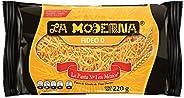 La Moderna, Fideo 0, Pasta Para Sopa, 220 Gramos