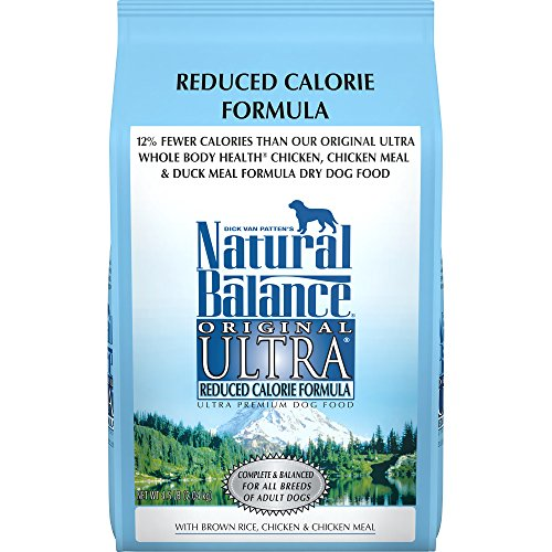 Natural Balance Original Ultra Reduced Calorie Formula Dry D