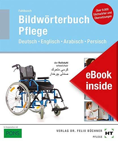 EBook Inside  Buch Und EBook Bildwörterbuch Pflege  Deutsch Englisch Arabisch Persisch