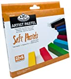 Royal & Langnickel Soft Pastels - Assorted Colours (Pack of 24)