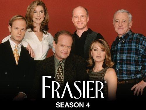 Amazon Com Frasier Season 4 Kelsey Grammer John Mahoney
