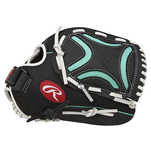 "Rawlings Champion Regular Decorative X Web 11-1/2"" Lite Softball Gloves"