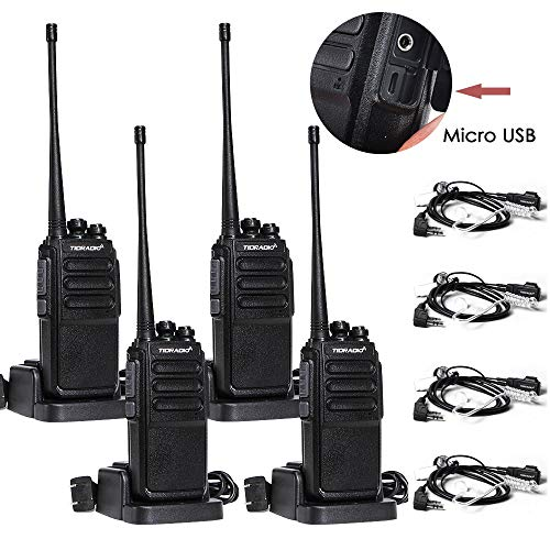 2 Way Radio Walkie Talkies Recha...