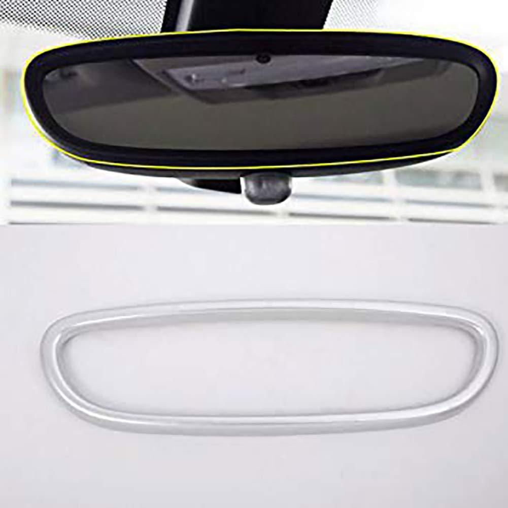 Specchietto retrovisore interno Frame cover Trim ABS cromato accessori per X1 F48 serie 1 F20 Carwest