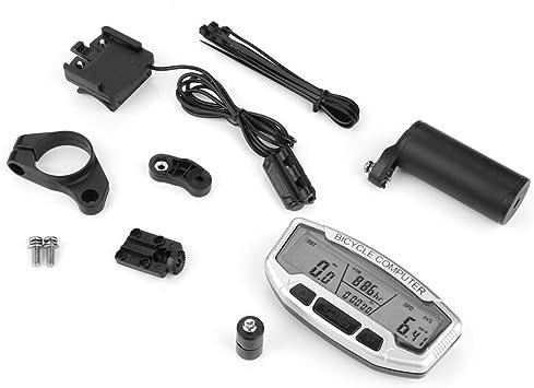 Velocímetro de bicicleta, accesorio de ciclismo para bicicleta con ...