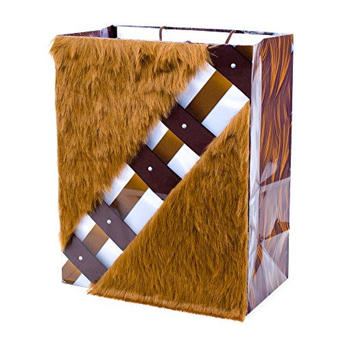 Hallmark Large Gift Bag (Chewbacca with Faux