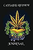 Best Buds Weed Grinders - Cannabis Review Journal Kush: Marijuana Notebook For Smoking Review