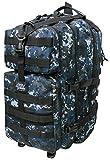 navy digital camo backpack - Nexpak 21