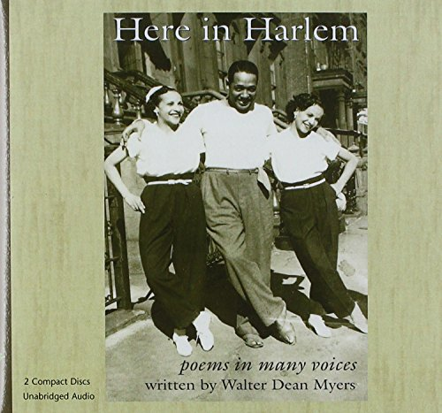 Search : Here in Harlem: Poems in Many Voices