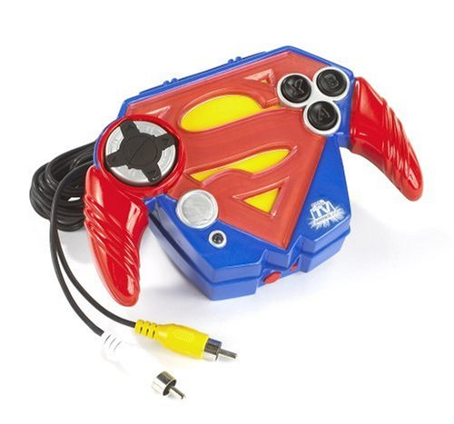 - Jakks Pacific Toymax Super Man Tv Game