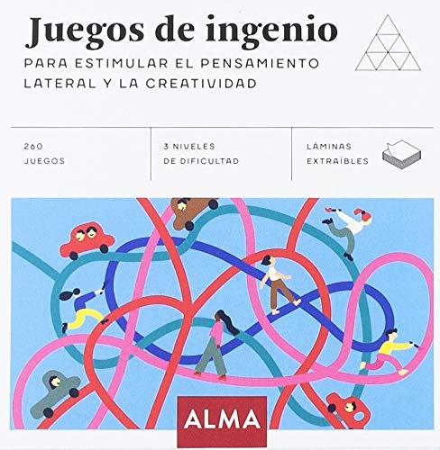 Juegos De Ingenio (Cuadrados de diversión) por VV.AA.