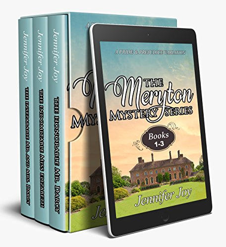 The Meryton Mystery Series 1-3: A Set of Pride & Prejudice Variations