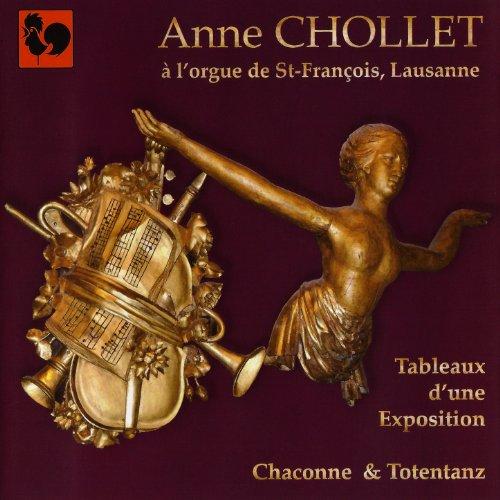 Mussorgksy: Tableaux d'une exposition - Bach: Chaconne - Liszt: Totentanz (Transcriptions pour ...
