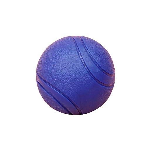 NaisiCore Goma Hinchable Bola del Juego para el Perro para los ...
