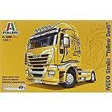 Italeri Iveco Stralis'Yellow Devil' Model Kit