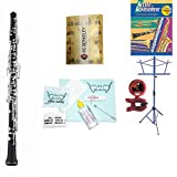 RS Berkeley ob400 Elite Series Oboe with case & Bonus RSB MEGA PACK w/Accent in achievement Book