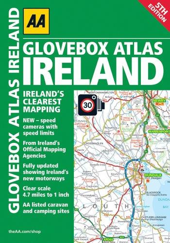 Glovebox Atlas Ireland (AA Glovebox Atlas)
