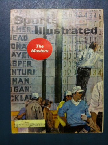 1961 Sports Illustrated April 3 Master Preview Very Good