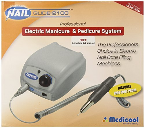 Medicool Nail Glide 2100 Professional Electric Files by Medicool by Medicool