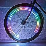 Cheap Monkey Light M204 – 40 Lumen, 4 Ultrabright full-color LED Bike Wheel Light – Waterproof ultra-durable