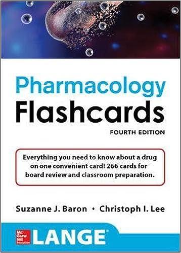 LANGE FLASH CARDS PHARMACOLOGY EPUB