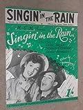 Singin' in the Rain Music Sheet