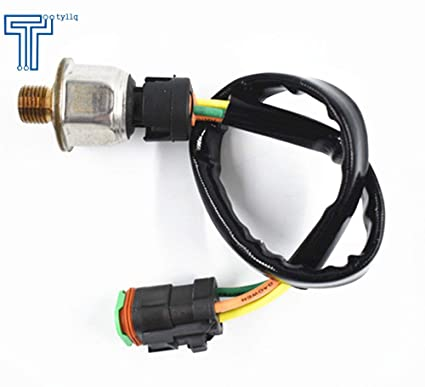 ICP Sensor Fit For Cat 3126 1998 2003 224 4536