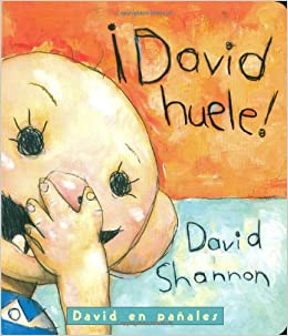 David en Panales (David Smells! A Diaper David Book Spanish Edition) (Diaper David / David en Panales (Spanish)): David Shannon: 9780439755115: Amazon.com: ...