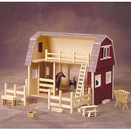 Real good toys ruff 39 n rustic all american barn kit 1 for American barns prices
