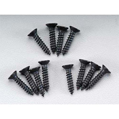 (Tp. Flat Head Screw M3X15mm (12pcs) Z579)