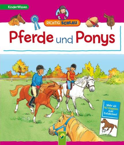 Richtig schlau! Pferde und Ponys