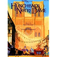 "Walt Disney Pictures Presents ""the Hunchback of Notre Dame"": Includes Songbook (Piano/Vocal/guitar Artist Songbook)"
