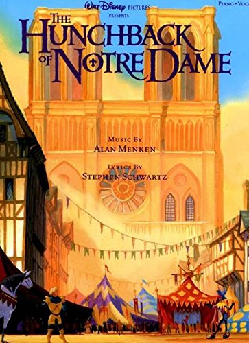 The Hunchback of Notre Dame (Piano/Vocal/Guitar Songbook) (Piano/Vocal/Guitar Artist Songbook)
