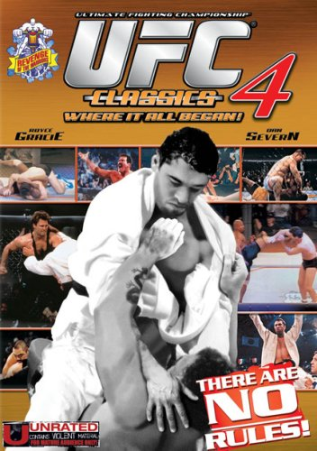 Ufc #4: Revenge Of The Warrior for sale  Delivered anywhere in USA
