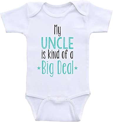 Good Looks From Uncle Baby Boy Onesies With Grey Shoes Best Baby Gift Newborn