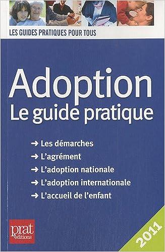 Adoption : Le guide pratique pdf