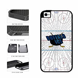 Buffalo Ice 2-Piece Dual Layer Phone Case Back Cover Apple iPhone 4 4s