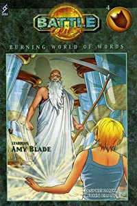 Burning World of Words (Battle Cries!) Jaspre Bark and John Charles
